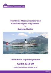 Tuition-free Online Programs in Accounting, Business and Finance: School of Business and Trade