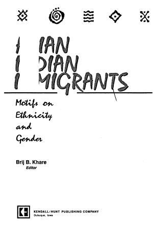 Asian Indian Immigrants PDF