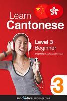 Learn Cantonese   Level 3  Beginner PDF