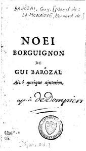 Noei Borguignon de Gui Barôzai ; aivô queique ajutorion