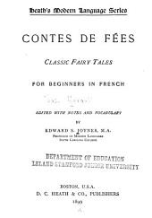 Contes de fées: classic fairy tales for beginners in French