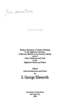 The Journals of Addison Pratt PDF