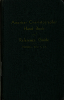 American Cinematographer Hand Book and Reference Guide PDF