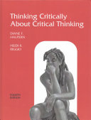 Thinking Critically about Critical Thinking PDF