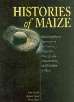 HISTORIES OF MAIZE PDF