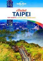 Lonely Planet Pocket Taipei PDF