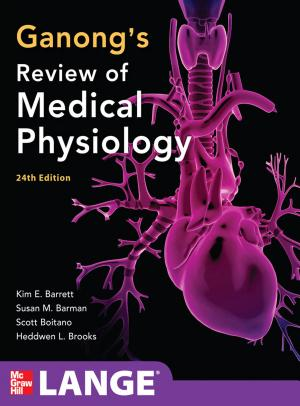 Ganong s Review of Medical Physiology  24th Edition PDF