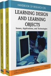 Handbook Of Research On Learning Design And Learning Objects Issues Applications And Technologies Book PDF
