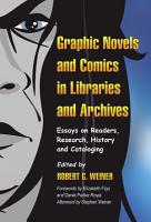 Graphic Novels and Comics in Libraries and Archives PDF