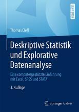 Deskriptive Statistik und Explorative Datenanalyse PDF