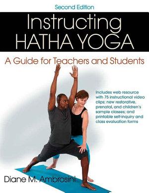 Instructing Hatha Yoga  2E