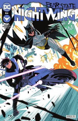 Nightwing  2016    84