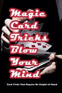 Magic Card Tricks Blow Your Mind PDF