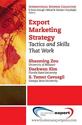 Export Marketing Strategy PDF