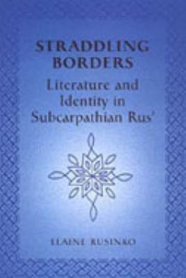 Straddling Borders PDF