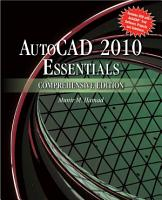 AutoCAD   2010 Essentials  Comprehensive Edition PDF