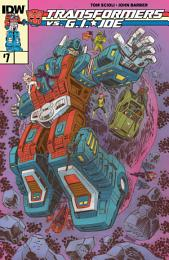 Transformers vs. G.I. Joe #7