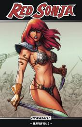 Red Sonja Travels Vol. 2