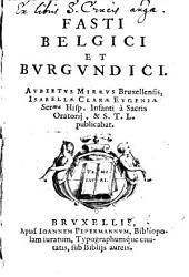 Fasti Belgici et Burgundici
