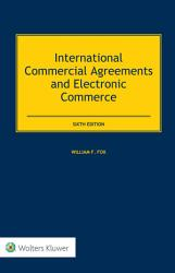 International Commercial Agreements and Electronic Commerce PDF