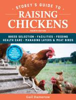 Storey s Guide to Raising Chickens  4th Edition PDF
