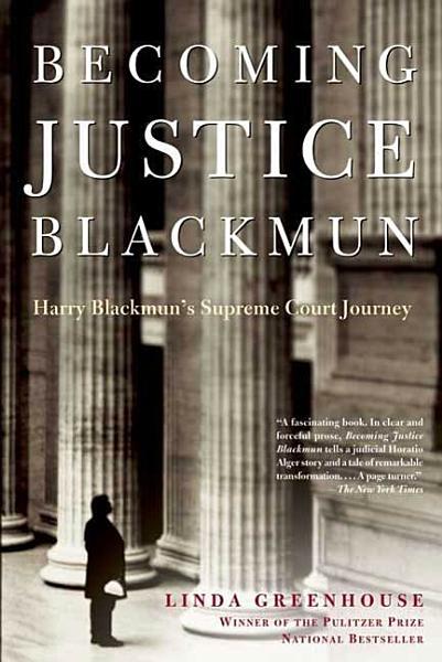 Download Becoming Justice Blackmun Book