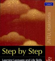Step by Step  Learning Language and Life Skills PDF