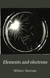 Elements and electrons