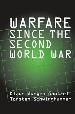 Warfare Since the Second World War