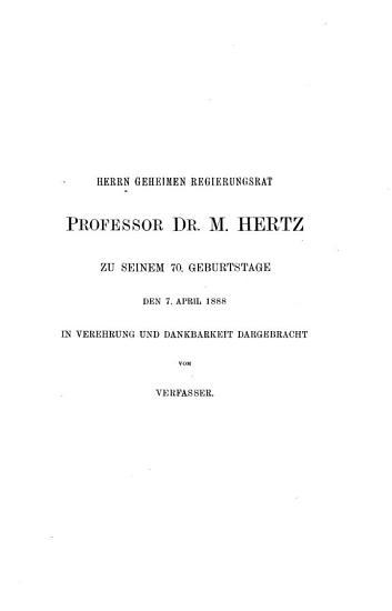 Die Aussprache des Griechischen PDF