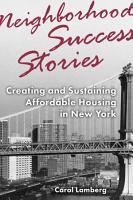 Neighborhood Success Stories PDF