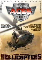 ACES HIGH MAGAZINE ISSUE 9 (Spanish): HELICÓPTEROS