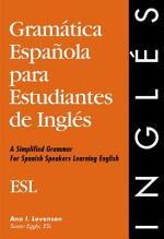 Gramática española para estudiantes de inglés