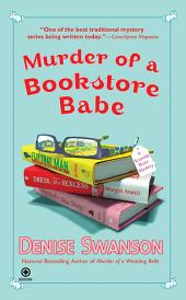 Murder of a Bookstore Babe: A Scumble River Mystery