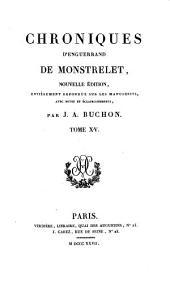 Mémoires de Jacques de Clerq