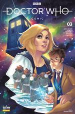 Doctor Who Comic #3