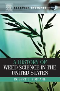 A History of Weed Science in the United States PDF