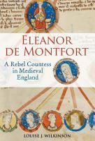 Eleanor de Montfort PDF