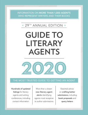 Guide to Literary Agents 2020 PDF