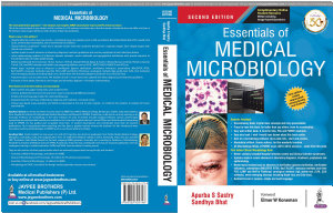 Essentials of Medical Microbiology PDF