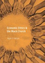 Economic Ethics   the Black Church PDF