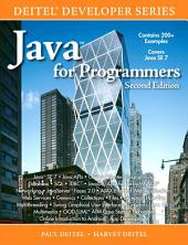 Java¿ for Programmers: Edition 2