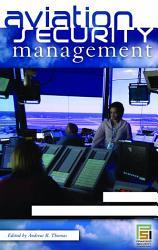Aviation Security Management  3 volumes  PDF