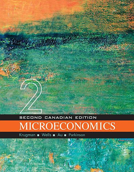 Download Microeconomics  Canadian Edition Book