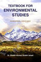 Textbook for Environmental Studies PDF