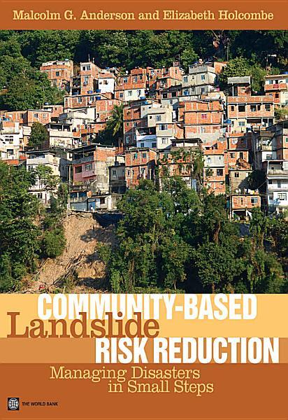 Community-Based Landslide Risk Reduction