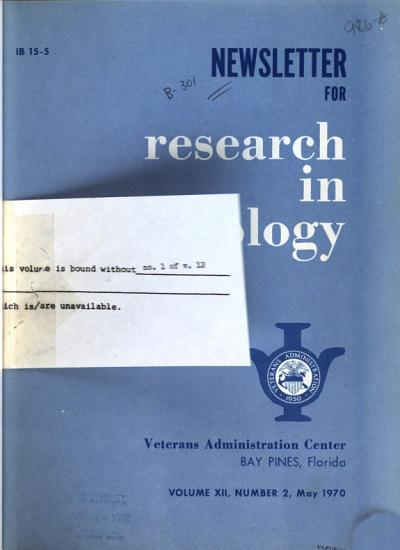 Newsletter for Research in Psychology PDF