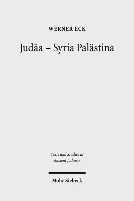 Jud  a   Syria Pal  stina PDF