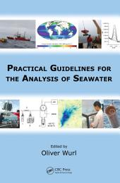 Practical Guidelines for the Analysis of Seawater