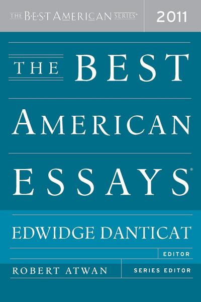 Download The Best American Essays 2011 Book
